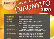 Évadnyitó 2020 - Harmath Lajos Emlékverseny